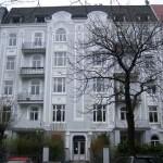 Luckners Wohnung in Hamburg Jungfrauental 26