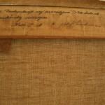 Von Luckner's authentication / Luckners Bestätigung
