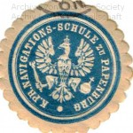 Seal of the Papenburg nautical college