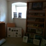 First exhibition / Erste Ausstellung