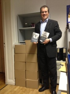 Neues Buch über Graf Luckner eingetroffen
